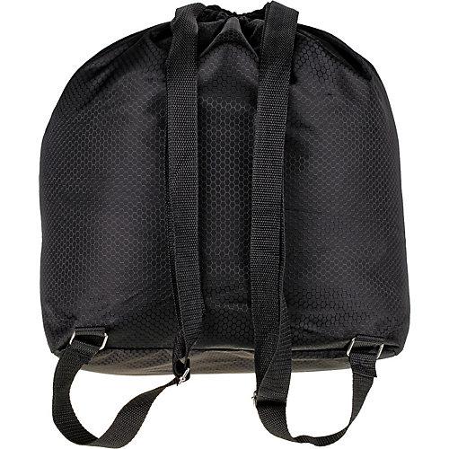 Рюкзак-мешок ArtSpace, 41х44 см - черный от ArtSpace