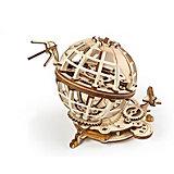 3D конструктор Ugears Глобус, 184 детали
