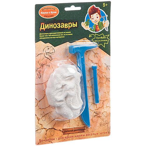 """Набор для раскопок Bondibon Науки с Буки """"Динозавры"""" от Bondibon"""
