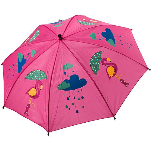 "Зонт Bondibon Фламинго, 19"" - разноцветный от Bondibon"