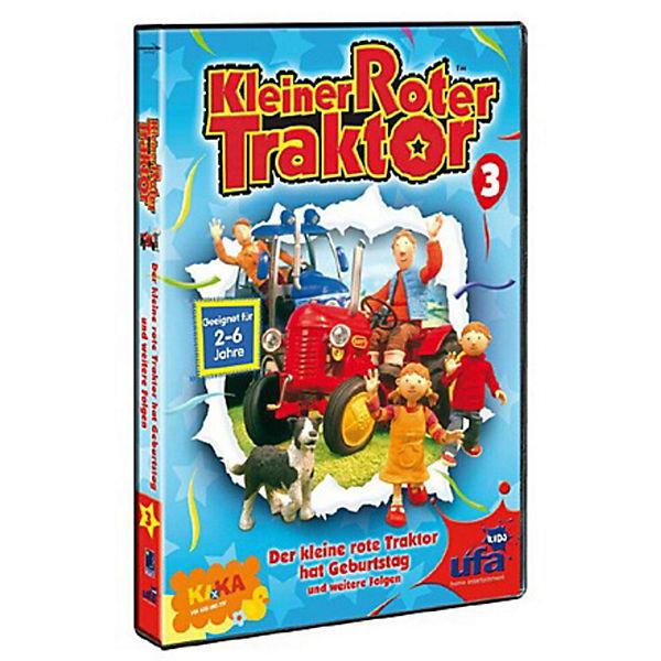 Dvd Kleiner Roter Traktor 03 Geburtstag Kleiner Roter Traktor