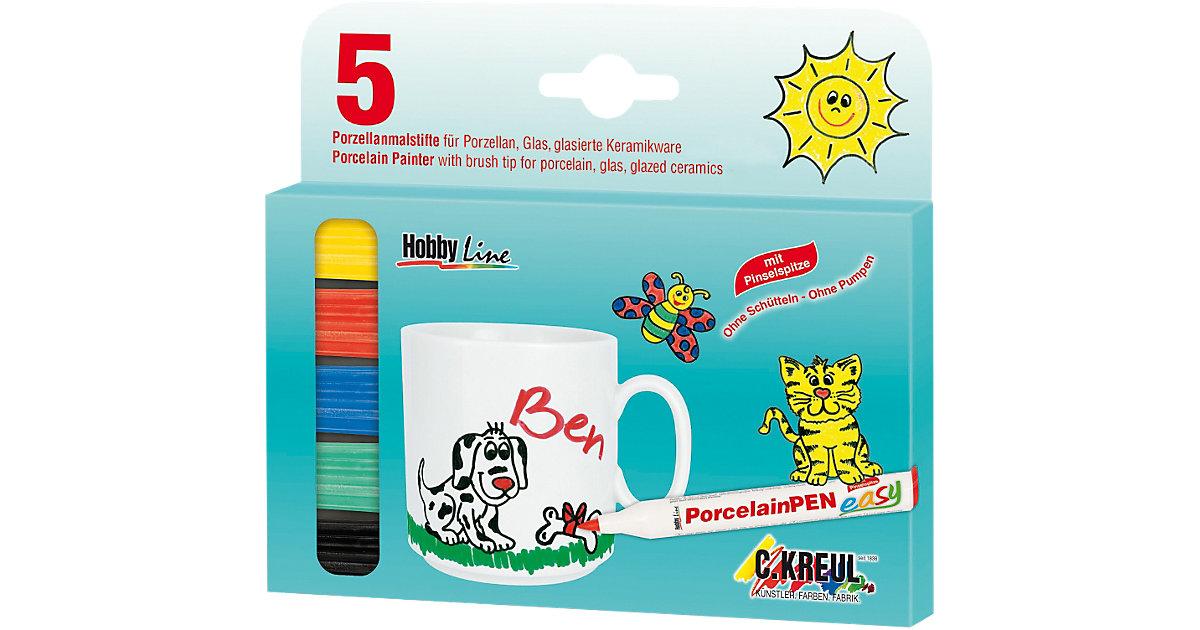 Hobby Line Porzellanmalstifte Porcelain Pen eas...
