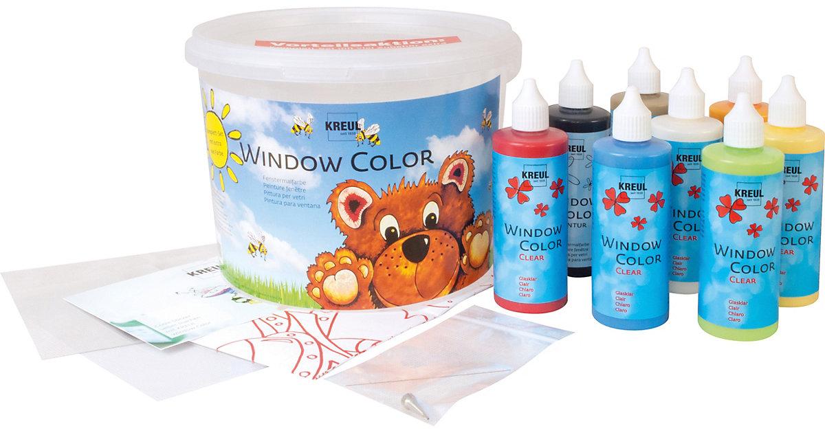 Hobby Line Window Color-Set Power Pack, 12-tlg.