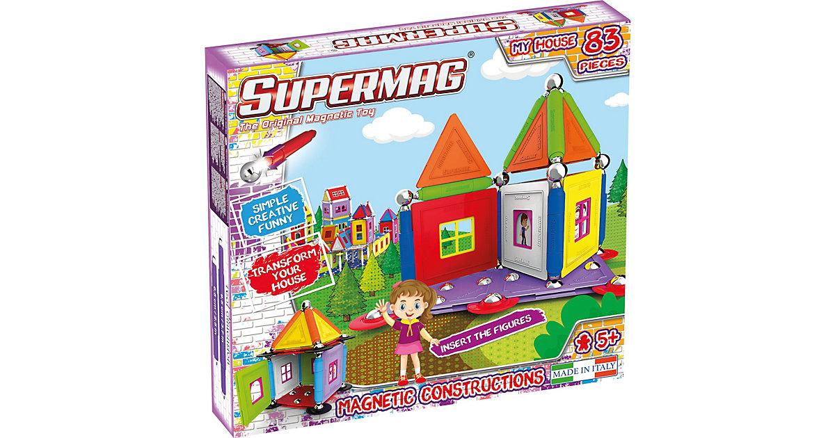 Supermag House, 83 Teile bunt