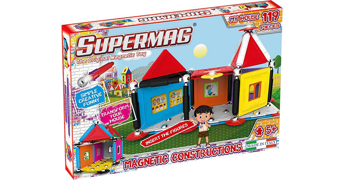 Supermag House, 119 Teile bunt