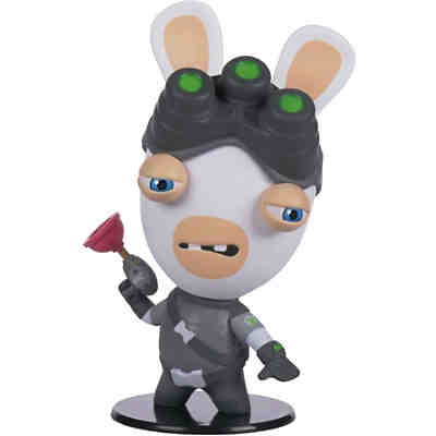 Ubisoft Heroes Figur - Sam Fisher Rabbid