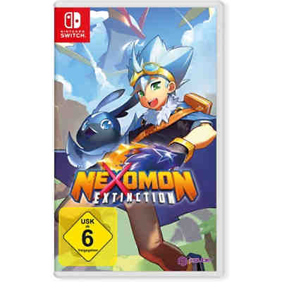 Nintendo Switch Nexomon Extinction