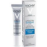 Крем против морщин для контура глаз Vichy Liftactiv Supreme, 15 мл