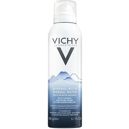 Термальная Mineralизирующая вода Vichy СПА,150 мл