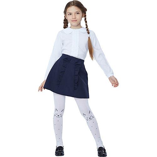 Блузка Модные Ангелочки - белый от Модные Ангелочки