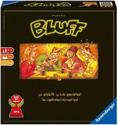 SPIEL DES JAHRES 1993 Bluff