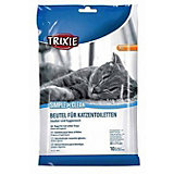 Пакеты для уборки за кошачьего туалета Trixie 10 шт, 56х71 см