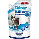 Уничтожитель запаха Beaphar Odour Killer для кошачьих туалетов, 400 г