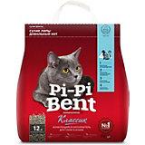 Наполнитель для кошачьих туалетов Pi-Pi Bent Classik комкующийся, 5 кг
