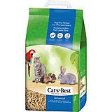 Наполнитель для кошачьих туалетов Cat`s Best Universal древесный, 7 л/4 кг
