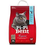Наполнитель для кошачьих туалетов Pi-Pi Bent Classik комкующийся, 10 кг