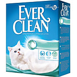 Наполнитель для кошачьих туалетов Ever Clean Aqua Breeze Scent комкующийся, 10 л