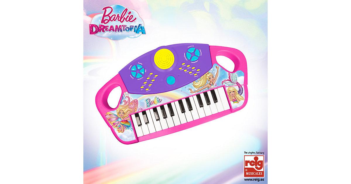 Keyboard Organo Electronico 24 Teclas weiß/beige