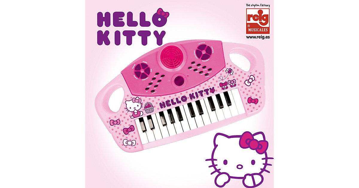Keyboard Organo Electronico 25 Teclas weiß/beige