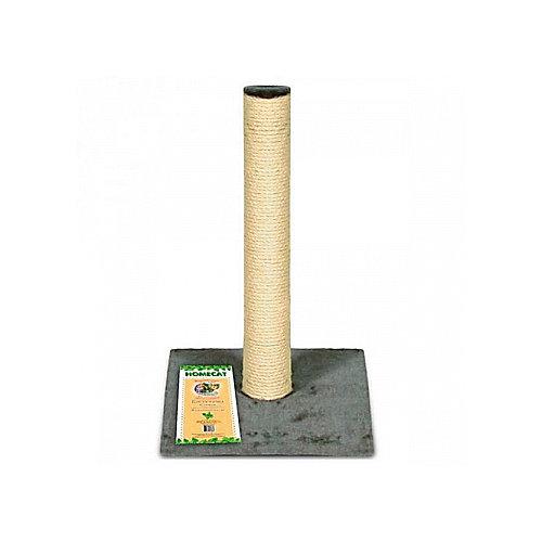 Когтеточка-столбик Homecat с кошачьей мятой, 29,5х29,5х50 см