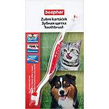 Зубная щётка Beaphar Toothbrush для собак и кошек