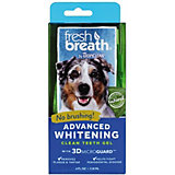 """Отбеливающий гель для чистки зубов Тропиклин """"Свежее дыхание"""" для собак, 118мл"""