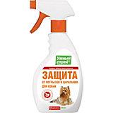 Спрей защита от погрызов и царапания Apicenna Умный спрей для собак, 200 мл