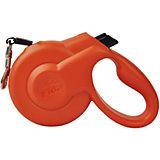 Поводок-рулетка для собак мелких пород Fida Styleash, до 15 кг