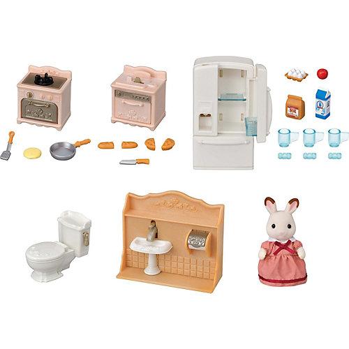 Игровой набор Sylvanian Families Мебель для уютного домика от Эпоха Чудес