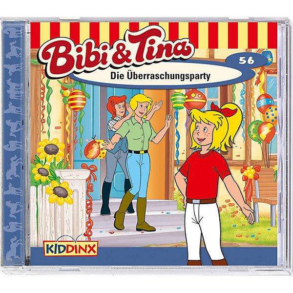 cd bibi  tina 56  Überraschungsparty bibi und tina  mytoys