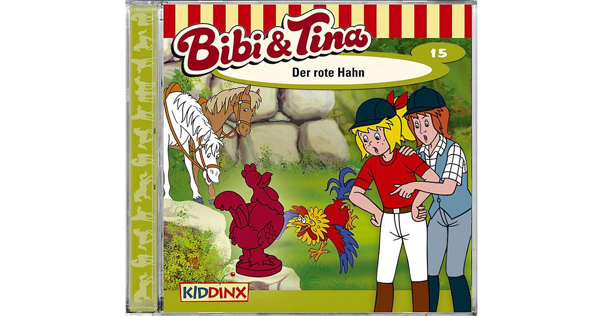 CD Bibi & Tina 15 - Der rote Hahn Hörbuch