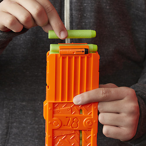 Бластер Nerf Zombie Strike Revoltinator от Hasbro
