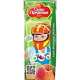 Сок Сады Придонья яблоко персик с мякотью с 5 мес, 27 шт по 200 г