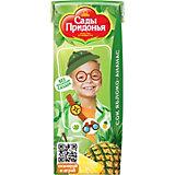 Сок Сады Придонья яблоко ананас с 6 мес, 27 шт по 200 г