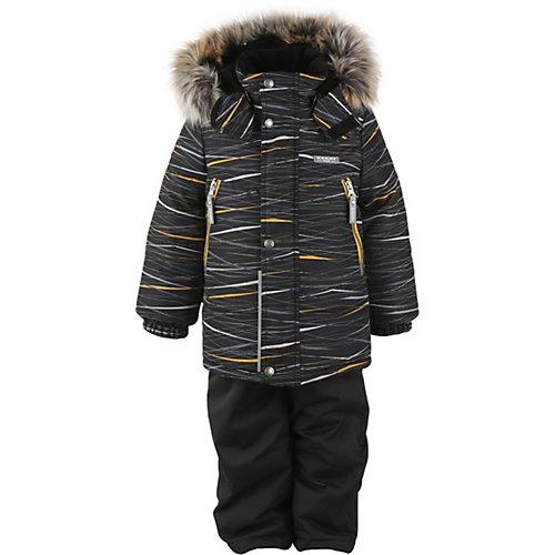 Комплект Kerry City: куртка и полукомбинезон - разноцветный от Kerry
