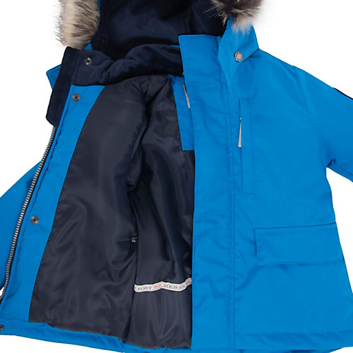 Утепленная куртка Kerry Snow - синий от Kerry