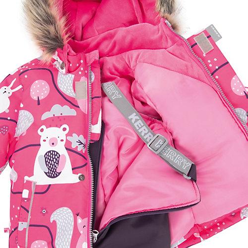 Комплект Kerry Forest: куртка и полукомбинезон - разноцветный от Kerry