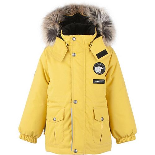 Утепленная куртка Kerry Moss - желтый от Kerry