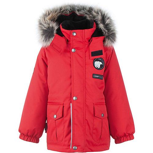 Утепленная куртка Kerry Moss - красный от Kerry