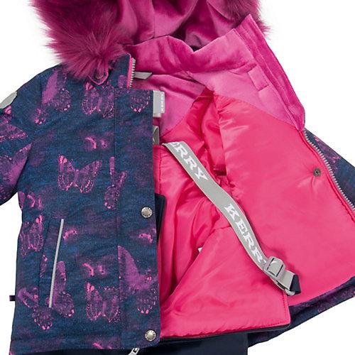 Комплект Kerry Fly: куртка и полукомбинезон - разноцветный от Kerry
