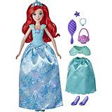 Кукла Disney Princess Ариэль в платье с кармашками
