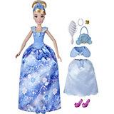 Кукла Disney Princess Золушка в платье с кармашками