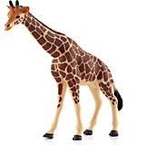 Фигурка Animal Planet Жираф, 14 см