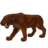 Фигурка Animal Planet Саблезубый тигр, 6 см
