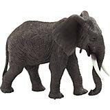 Фигурка Animal Planet Африканский слон, 10 см