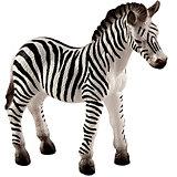 Фигурка Animal Planet Зебра жеребенок, 7 см