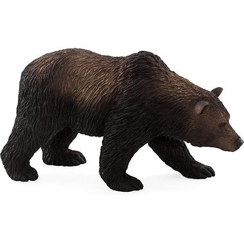 Фигурка Animal Planet Медведь, 7 см от Mojo