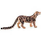 Фигурка Animal Planet Пятнистый леопард, 4,5 см
