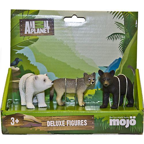 Набор фигурок Animal Planet от Mojo