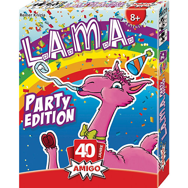 LAMA Party Edition